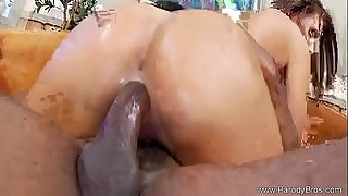 BBC For Horny Brunette Teen
