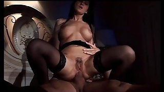 Sexy Luna loves to take a Giant Cock in her ASS