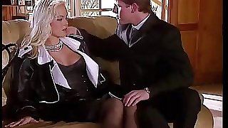 Silvia Saint Fucks the Lawyer and Drains His Spunk
